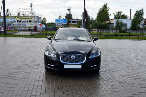 Аренда Jaguar XJ Long на свадьбу